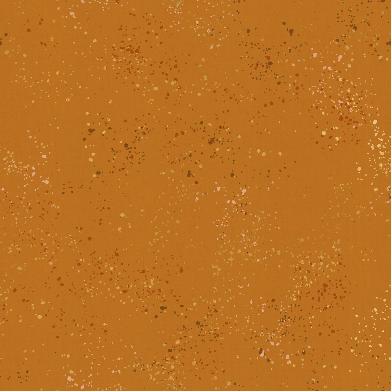 Speckled in Gold Metallic Earth
