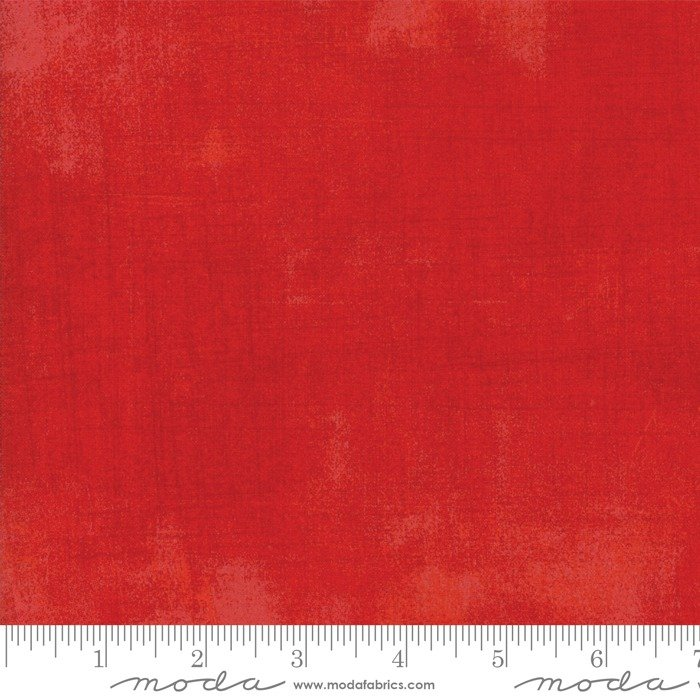 Grunge Basics in Scarlet