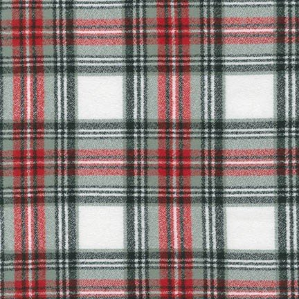 Mammoth Multi Plaid Flannel in Country