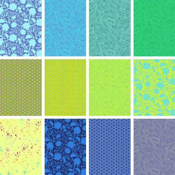 PRE-ORDER | True Colors-Starling Half Yard Bundle (12)