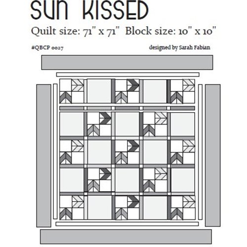 Sun Kissed - Cutie Pattern