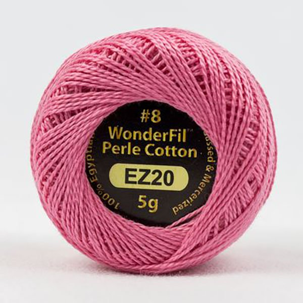 Eleganza Pearl Cotton#8 in Pixie Dust