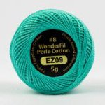 Eleganza Pearl Cotton#8 in Sea Glass