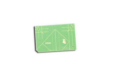 corner gadget acrylic template