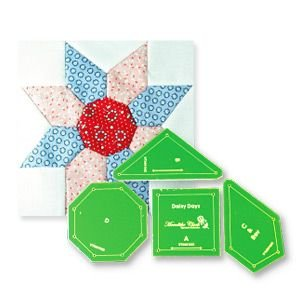 daisy days acrylic template set