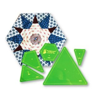 grandma's star acrylic template set