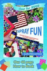spray fun book