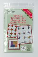 Twinkle Star Floating Star Ruler /Pattern small - 5 inch