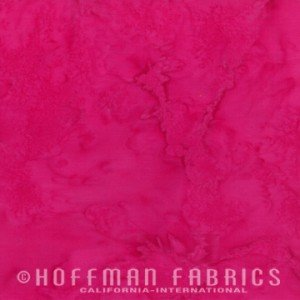 Bali Watercolors for Hoffman Fabrics Shirley 1895-337+