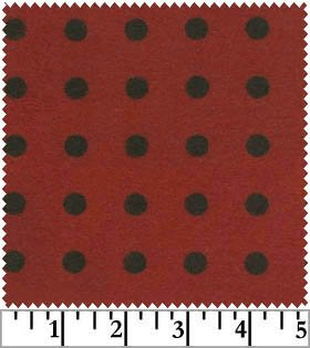 Woolies Flannel by Maywood Studio MASF18145-R2+