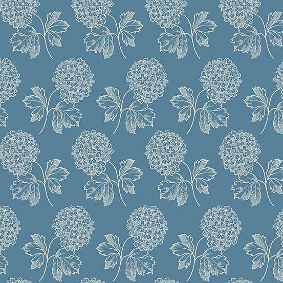 Blue Sky by Laundry Basket Quilts A-8506-W^