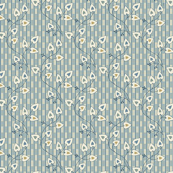 Blue Sky by Laundry Basket Quilts A-8507-W+