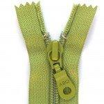 Zipper 22  Closed Bottom Easy Open Pull 22 Herbal Garden by ABQ
