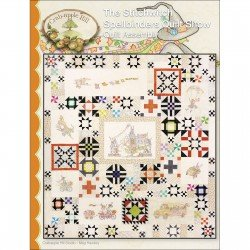 The Stitchwitch Spellbinders Quilt Show- Quilt Assembly+