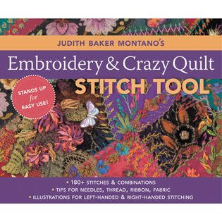 Embroidery & Crazy Quilt Stitch Tool^