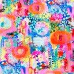 Enlighten Geometric  by P&B fabrics 04183 MU