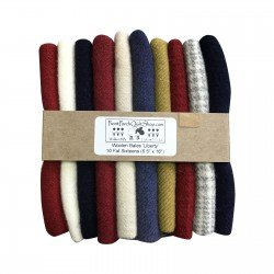 Woolen Bales Liberty by Front Porch 10 pieces 6.5x16^