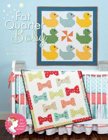 Fat Quarter Baby Book by It's Sew Emma+