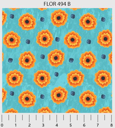 Sale Florianna by P&B Textiles FLOR-494-B^