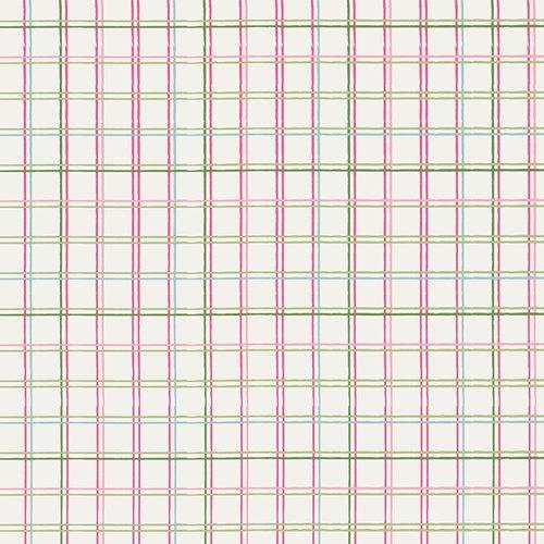 Fusion Plaid Beat  by Art Gallery Fabrics (AGF) FUS-P-1205+