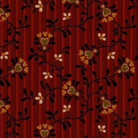 Berries & Blossoms #8835-89 by Henry Glass+