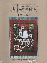 I Believe Pattern by Under the Garden Moon+