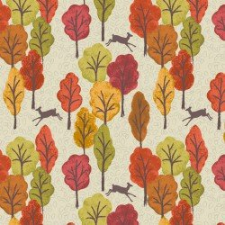 Sale Autumn In Bluebell Wood by Lewis & Irene LTD LEIA250-1+
