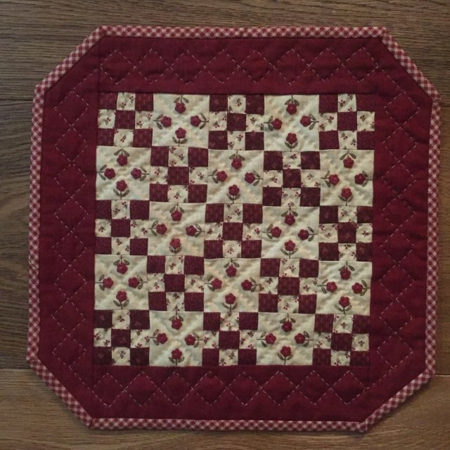 Little Red Fifteen #515 by Red Button Quilt Co.^