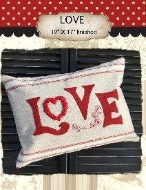 Love by My Red Door Designs@