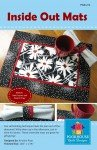 Inside Out Mats - Pattern by Poorhouse Quilt Designs PQD-214