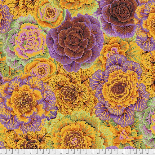 Kaffe Fassett Collective -Fall 2018 Brassica-Orange+