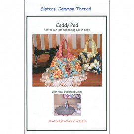 Caddy Pad by Sisters' Common Thread+