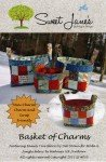 Basket Of Charms Pattern By Sweet Jane's Quilting & Design