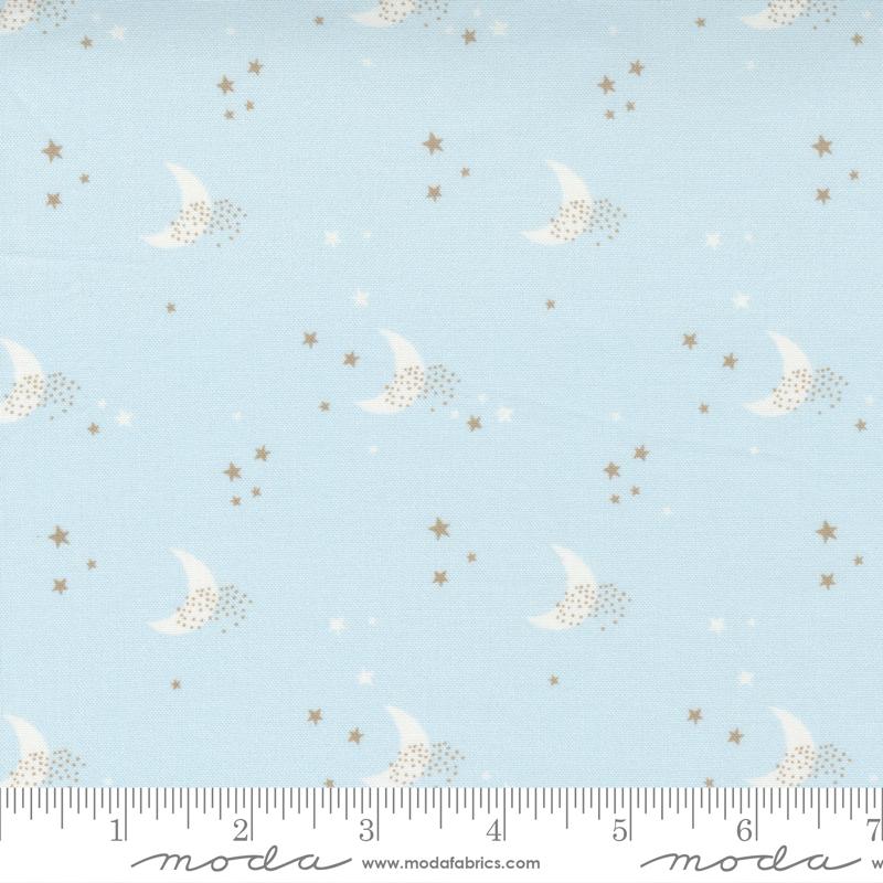 Little Ducklings Blue Moon #25105 15 by Moda