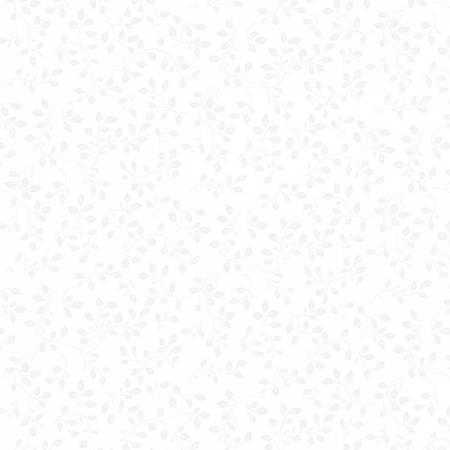 Folio Basics White Vines by Henry Glass #7755 1