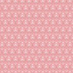 Pretty Little Woods by Camelot Fabrics Pink Geo Floral 21180505 02+