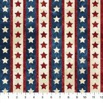 Stars & Stripes Northcott 22782-49+