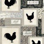 Les Poulets Encore - Poulet Collage 31299A 2