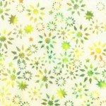 Flora By Jacqueline De Jonge   Citrus Twinkle Batik 395Q-X