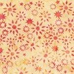 Flora By Jacqueline De Jonge Orange Twinkle Batik 398Q-X