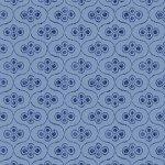Blue Byrd by Williamsburg for Windham Wedgewood Ogee 51427-3