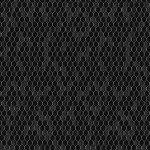 Les Poulets Encore  - Black Chicken Wire 52189 1