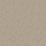 Les Poulets Encore - Taupe Chicken Wire 52189-3