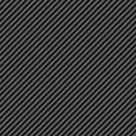 Les Poulets Encore  - Black Ticking Stripe 52190-1