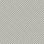 Les Poulets Encore  - Cream Ticking Stripe 52190-2