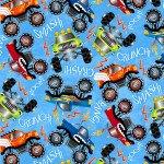 Monster Trucks by Pattern Wheel  9013 11