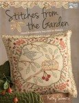 Stitches from the Garden  - Softcover by Kathy Schmitz+