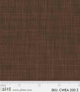 Color Weave by P & B Textiles  CWEA 200 Z+