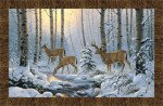 Pine Valley Panel by Terry Doughty 28 Digital Print +