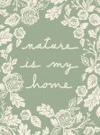 Nature Quilt Panel by Lella Boutique +